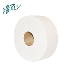 清风 大卷纸 500m(单层)  BJ09A