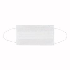 律安 二层一次性无纺布口罩 50只/盒  二层