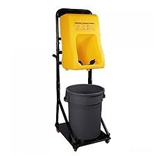西斯贝尔 便携式洗眼器B型(推车版) 8加仑/30升  WG6000BC