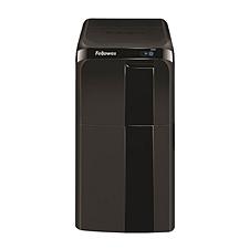 范罗士 办公商务型大容量碎纸机 (黑) 碎纸效果:4*38mm  300C