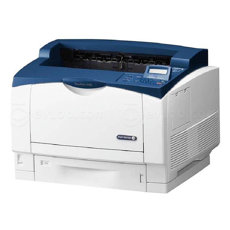 富士施乐 A3黑白激光打印机(含双面器)  DocuPrint 3105