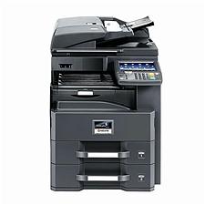 京瓷 彩色数码复印机 (黑) 双面输稿器+双纸盒配置  TASKalfa 2551ci