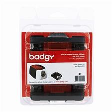 佰吉 证卡打印机碳带 (黑)  CBGR0500K