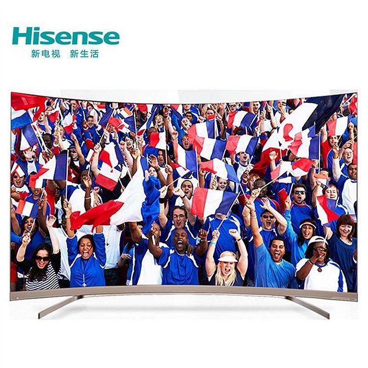 海信 ULED 曲面4K智能电视 65吋  LED65MU8600UC
