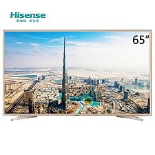 海信 LED 4K智能WIFI电视 65吋  LED65K5510U