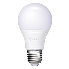 公牛 E27螺口LED灯泡 (白色) 7W黄光  MQ-A107