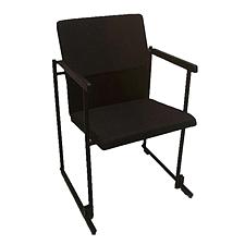 吴俚 会议椅 (黑)  8550C