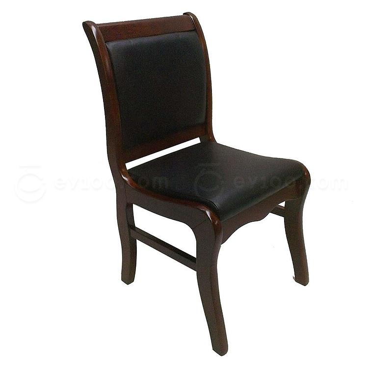 吴俚 会议椅 (黑)  8536C