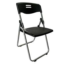 吳俚 折疊椅 (黑)  WL-8099C3