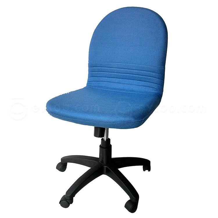 吴俚 办公椅 (蓝)  WL-8065BW