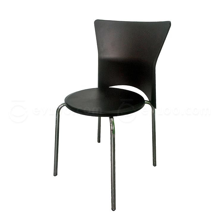 吴俚 培训椅 (黑)  WL-8097CH