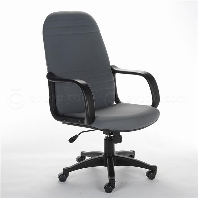 顺发 布艺主管椅 (灰)  SH-709