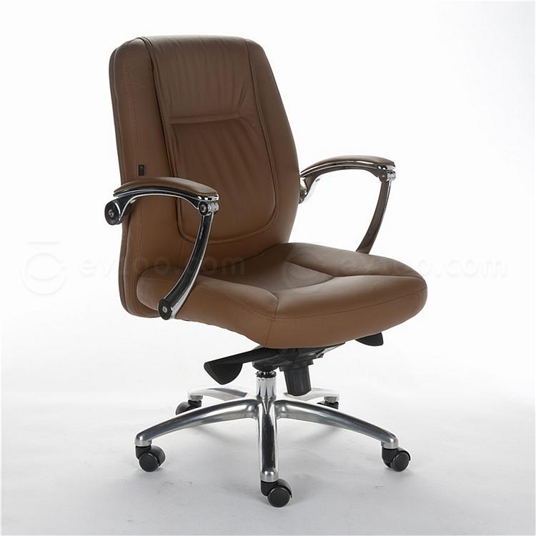 顺发 仿皮中班椅 (棕)  SH-9015B