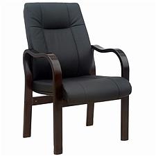 顺发 仿皮会议椅 (黑)  SH9007C