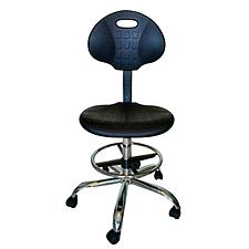 吴俚 实验凳工作椅 (黑)  WL-15603BQ