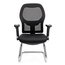 吴俚 办公椅 (黑)  YT-8178C