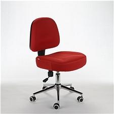 顺发 记忆棉舒适职员椅 (红)  JM1631-1