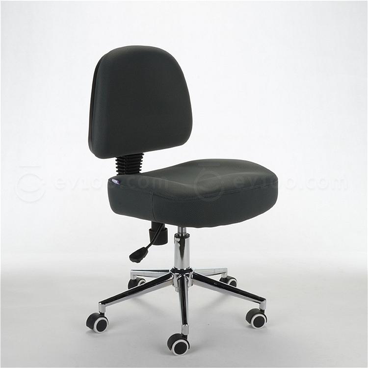 顺发 记忆棉舒适职员椅 (灰)  JM1631-1
