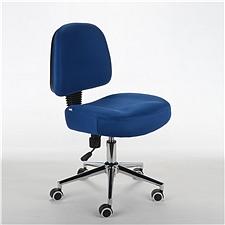 顺发 记忆棉舒适职员椅 (蓝)  JM1631-1