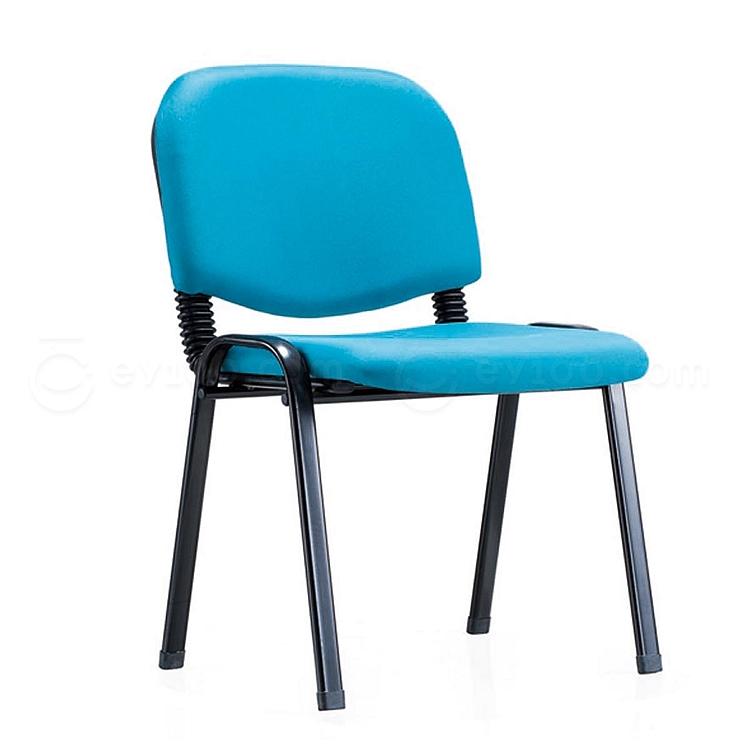 集大 培训椅 (蓝) W620*D530*H790mm  CH-050C