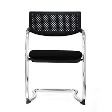 集大 培训椅 (黑) W530*D580*H840mm  CH-172C