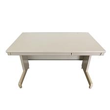 国誉 钢制平桌(第三代) (米白) 1000W*700D*740H  AXA-B31
