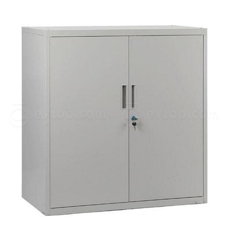 集大 单节开门柜 (浅灰) W900*D400*H920mm  CAB-K-9