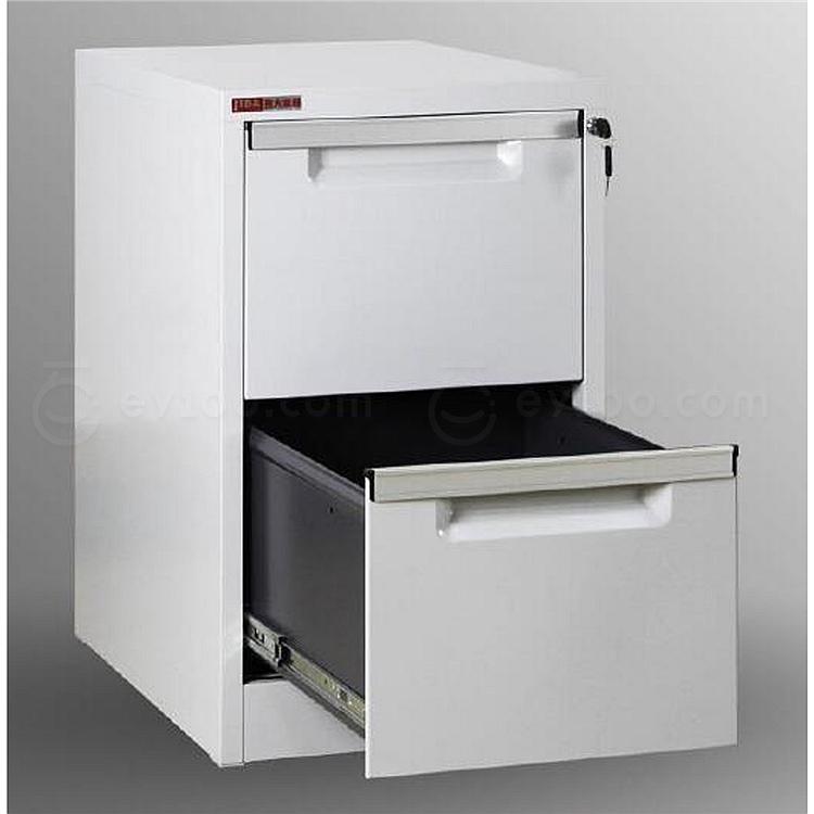 集大 二斗卡片柜 (浅灰) W470*D620*H720mm  CO-B1-2DK-7