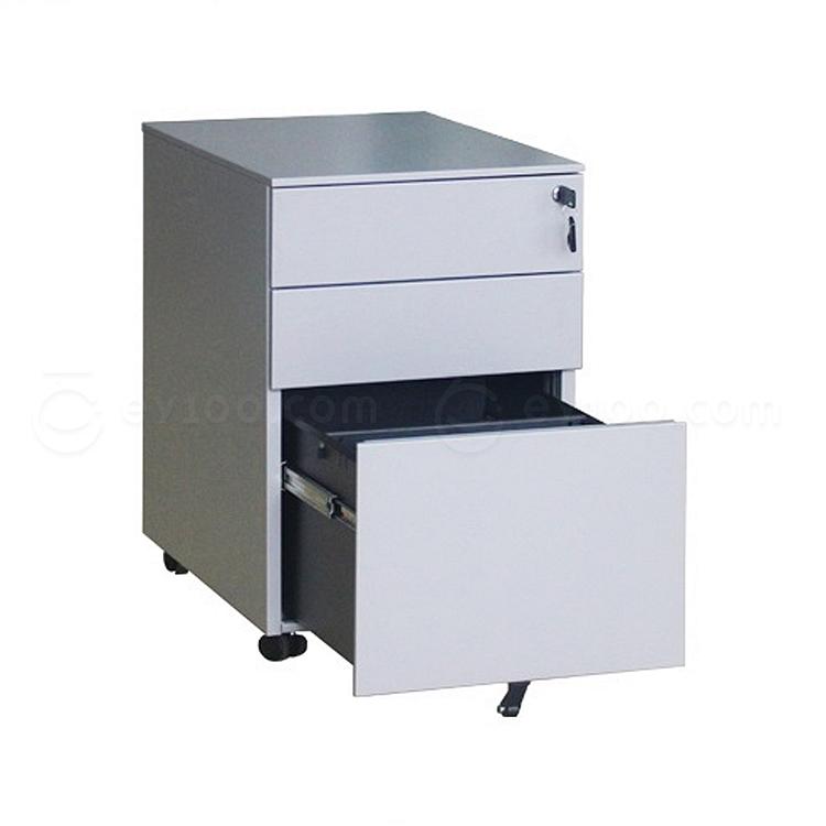 集大 活动柜 (银) W393*D525*H600mm  WHDY-3D
