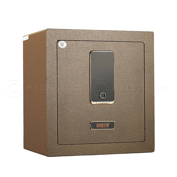 全能 触控电子密码保险箱防盗保险柜 (棕色) 48.5KG  HG-4538II
