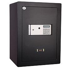 全能 电子密码保险箱防盗保险柜 (黑色) 76KG  GTX-5842