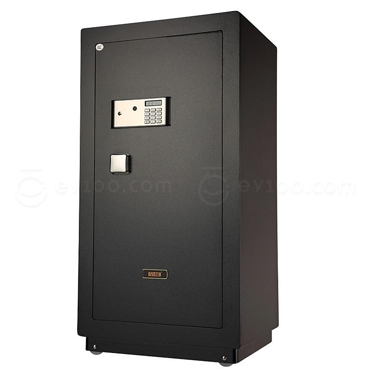 全能 电子密码保险箱防盗保险柜 (黑色) 210KG  GTX-11860