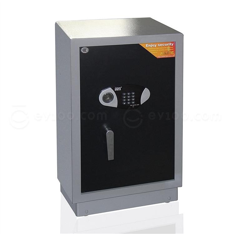 全能 电子密码保险箱防盗保险柜 (黑灰套色) 117KG  TGG-9150