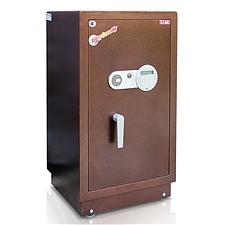 全能 电子密码保险箱防盗保险柜 (棕色) 113KG  HG-9150