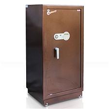 全能 电子密码保险箱防盗保险柜 (棕色) 189KG  HG-11860