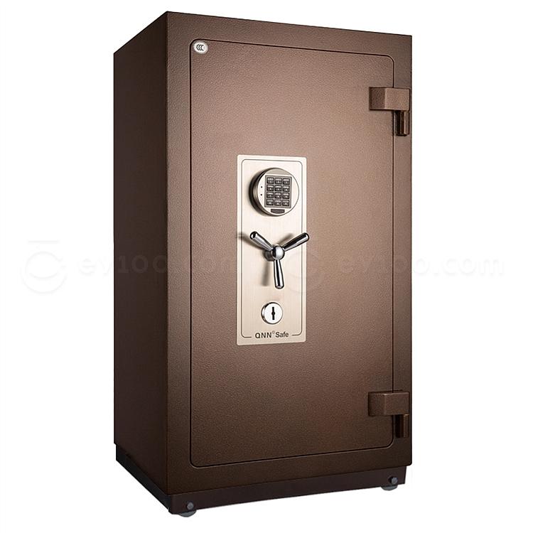 全能 高端防火电子密码保险箱防盗保险柜 (锤纹金) 185KG  B-1185848